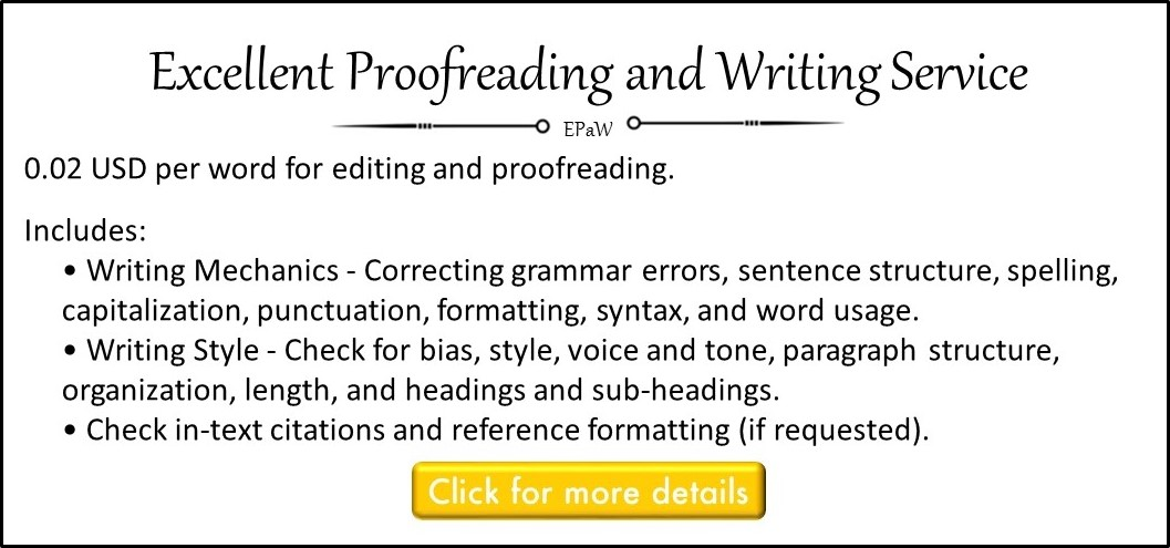 paper proof reading