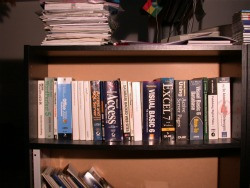 Your fundamentals of business writing will be helped by some good reference books.